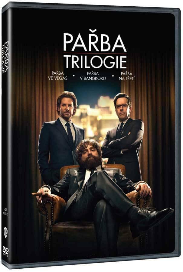Pařba kolekce 1-3 (3 DVD)