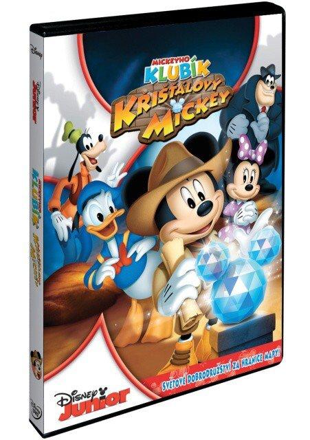 Mickeyho klubík: Křišťálový Mickey (DVD)