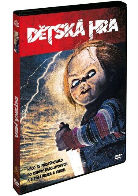 Dětská hra (DVD)