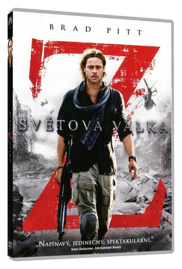 Světová válka Z (DVD)