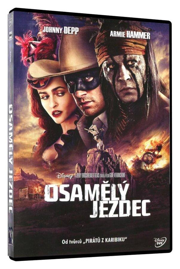 Osamělý jezdec (DVD)