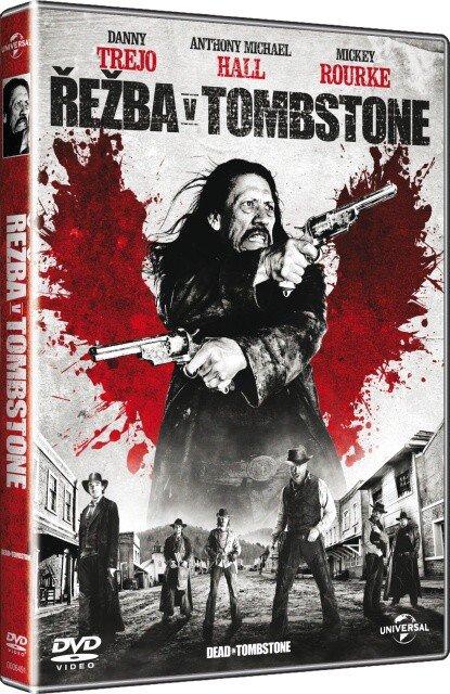 Řežba v Tombstone (DVD)