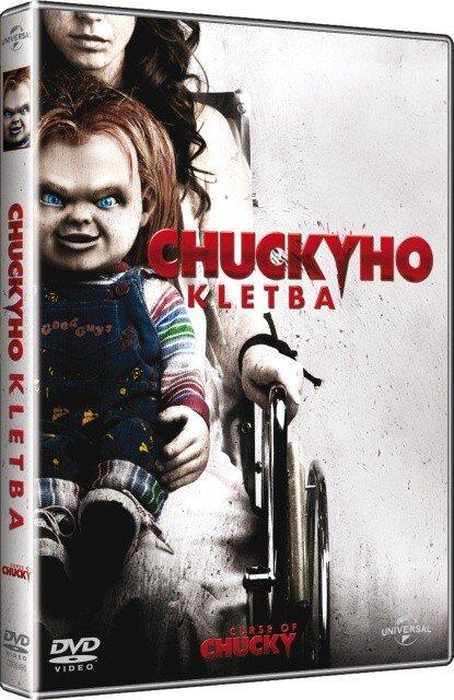 Chuckyho kletba (DVD)