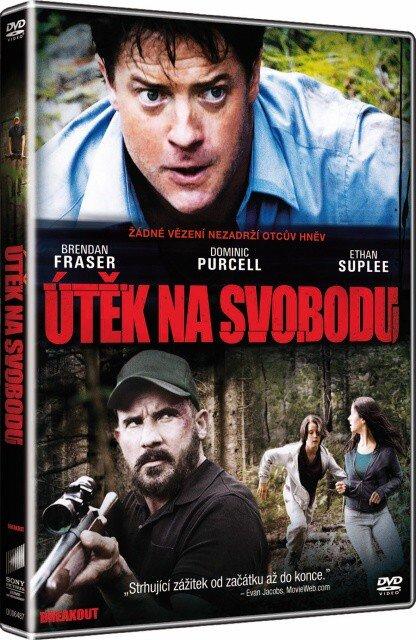 Útěk na svobodu (DVD)