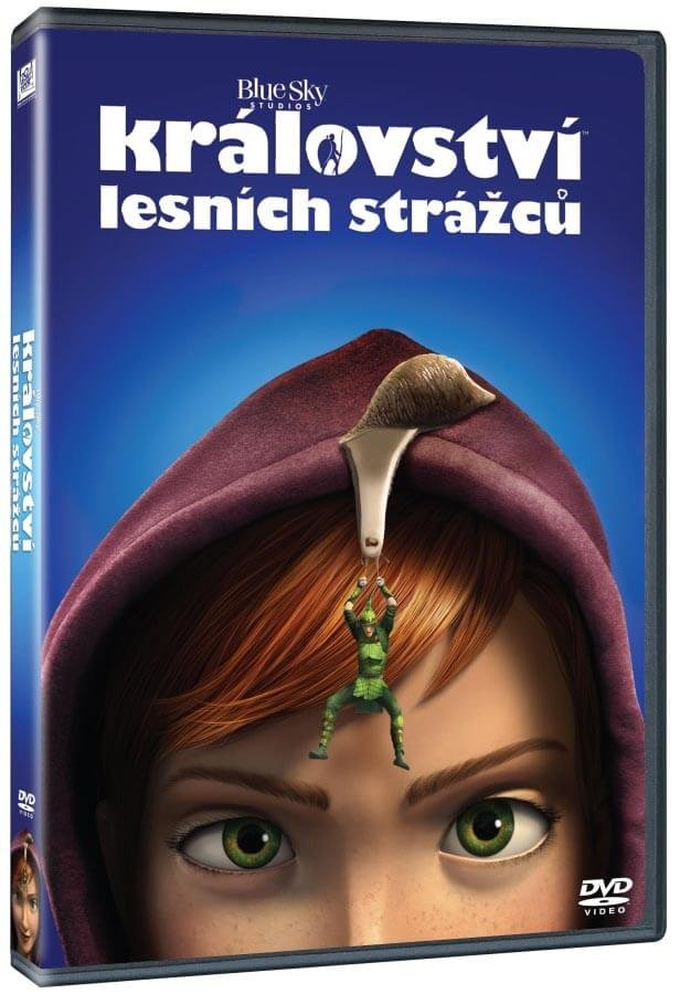 Království lesních strážců (DVD)
