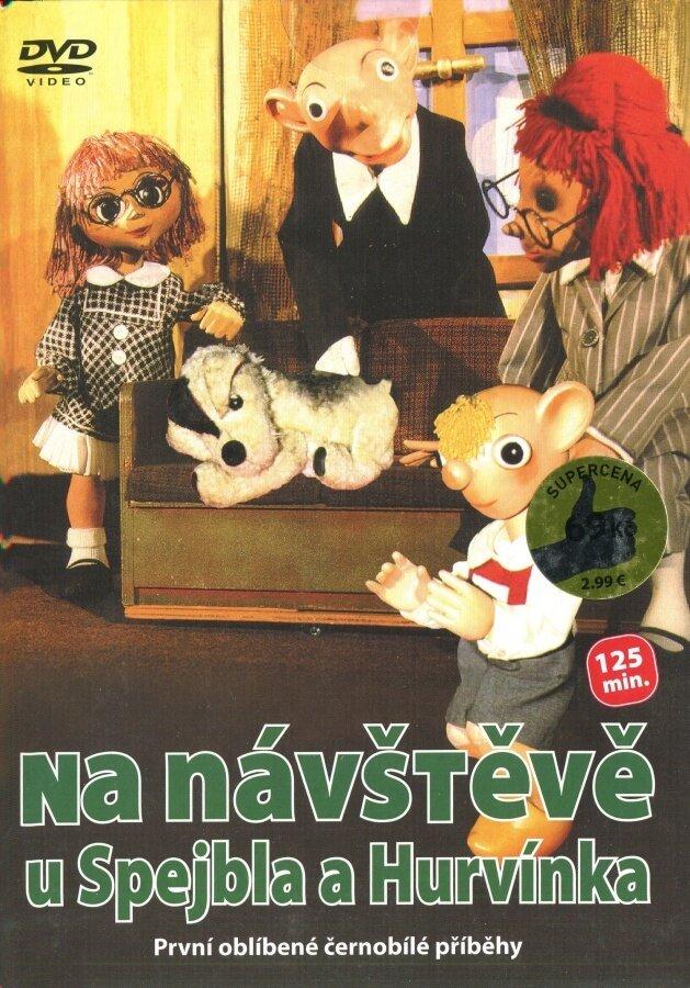 Na návštěvě u Spejbla a Hurvínka (DVD) (papírový obal)