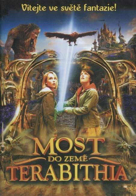 Most do země Terabithia (DVD)