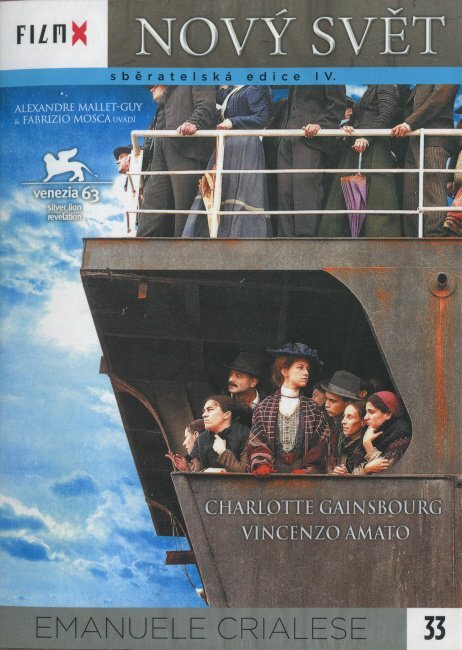 Nový svět (DVD) - edice Film X