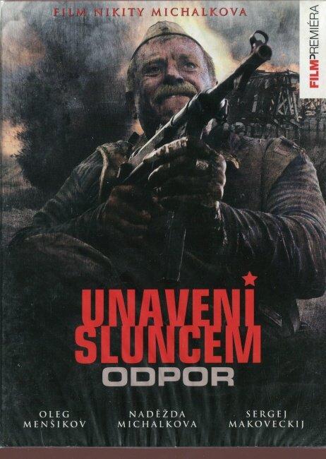 Unaveni sluncem 2: Odpor (DVD)