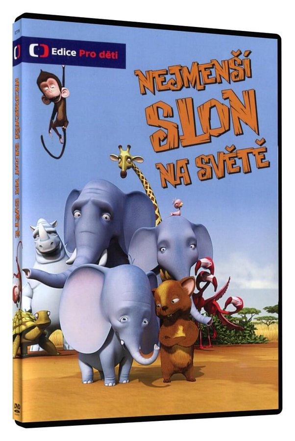 Nejmenší slon na světě (DVD)