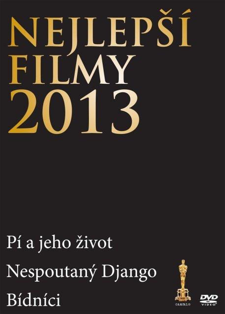 Nejlepší filmy 2013 kolekce (3 DVD)