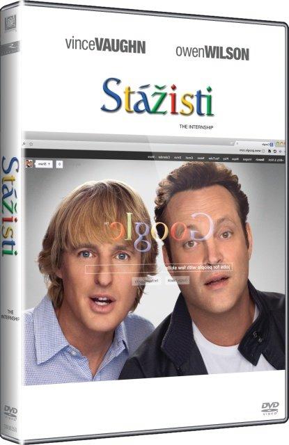 Stážisti (DVD)