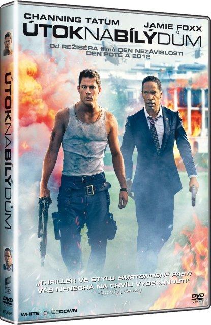 Útok na Bílý dům (DVD)