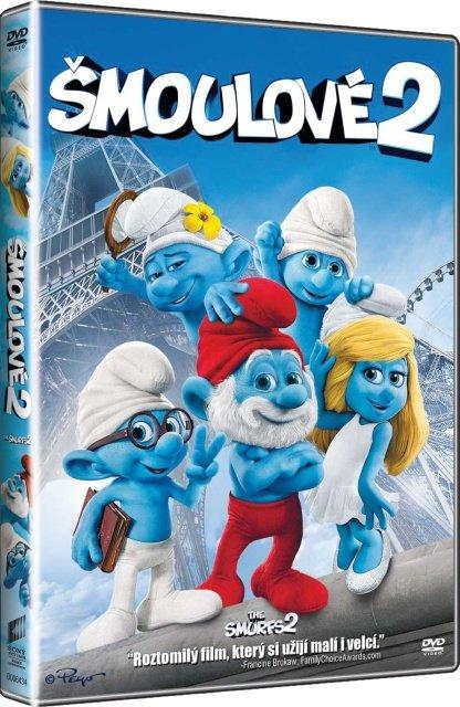 Šmoulové 2 - FILM (DVD)