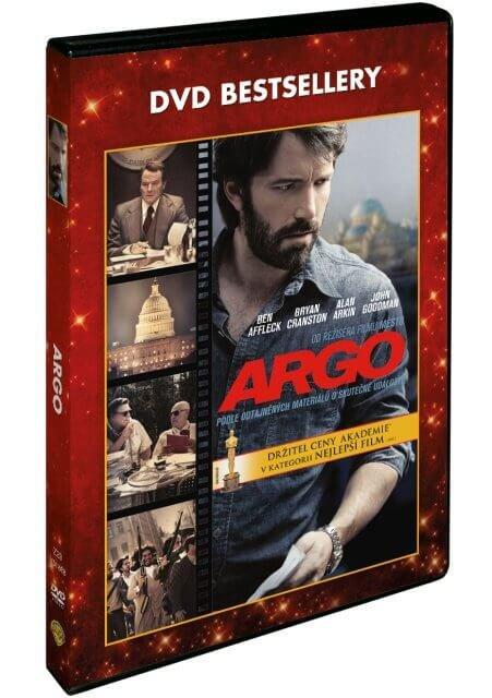 Argo (DVD) - DVD bestsellery