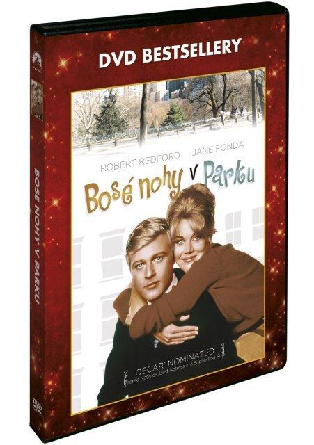 Bosé nohy v parku (DVD) - DVD bestsellery