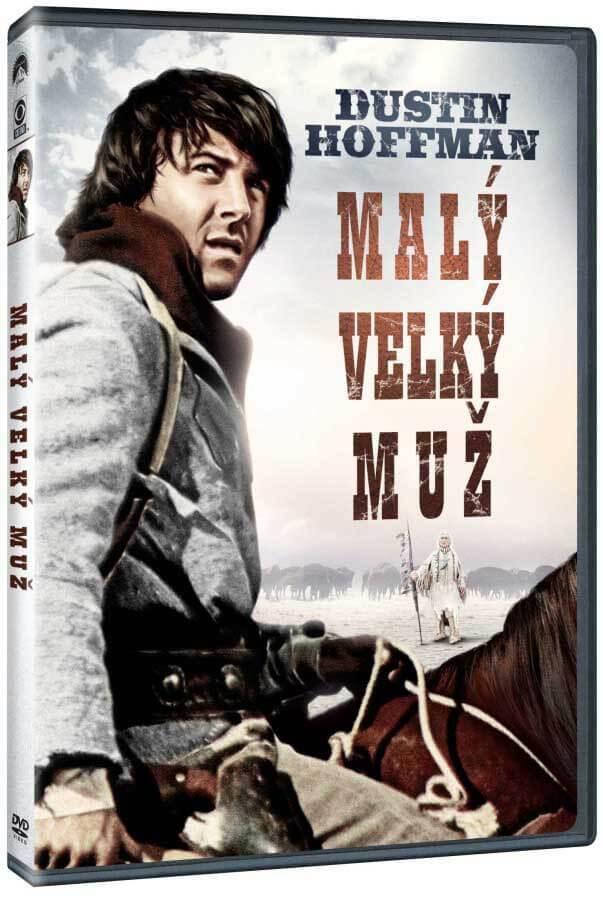 Malý Velký muž (DVD) - DVD bestsellery