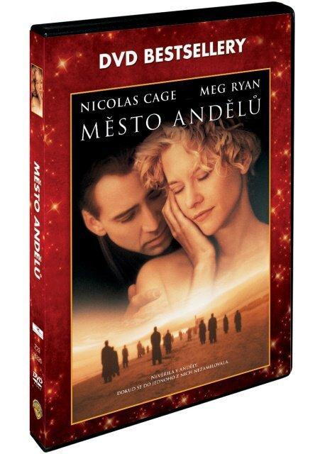 Město andělů (DVD) - DVD bestsellery