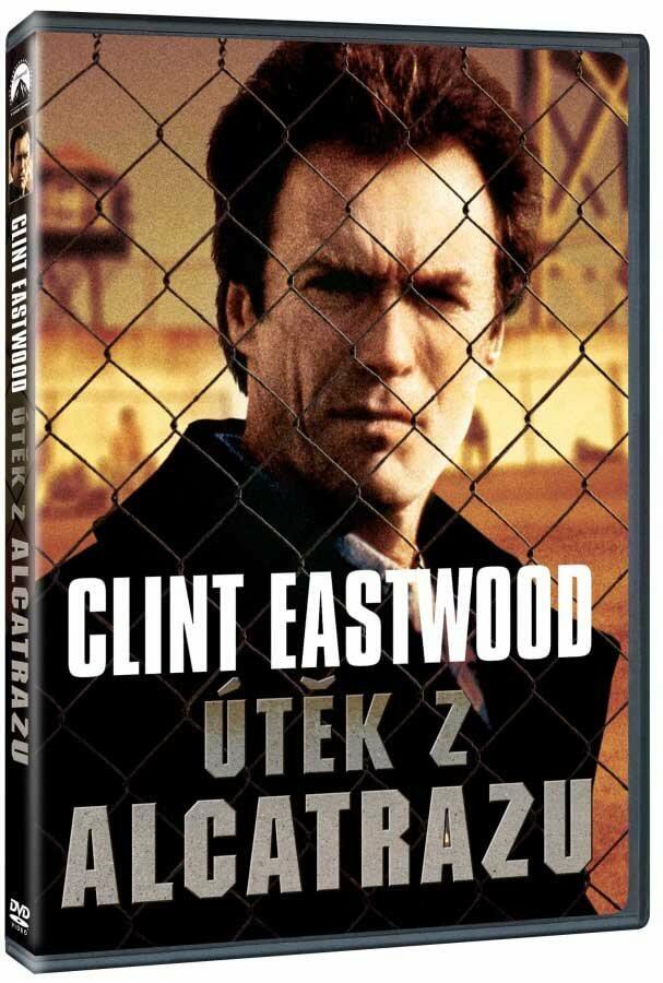 Útěk z Alcatrazu (DVD) - DVD bestsellery