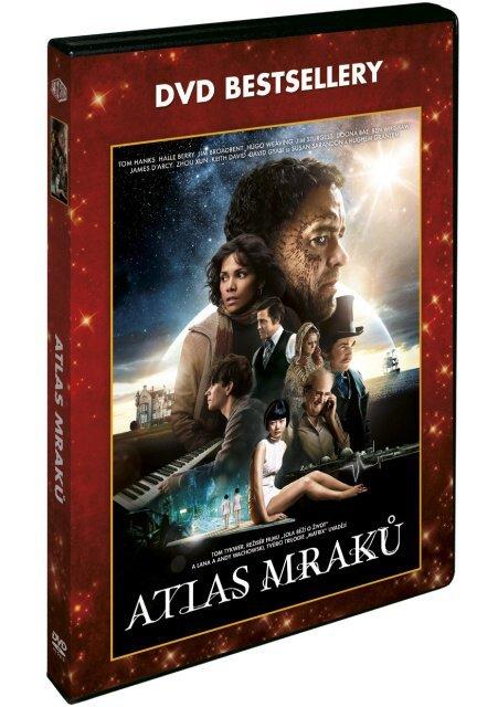 Atlas mraků (DVD) - DVD bestsellery