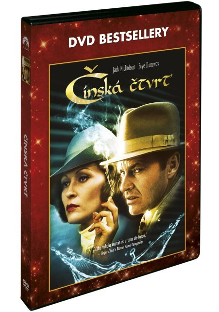 Čínská čtvrť (DVD) - DVD bestsellery