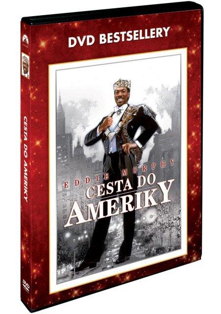 Cesta do Ameriky (DVD) - DVD bestsellery