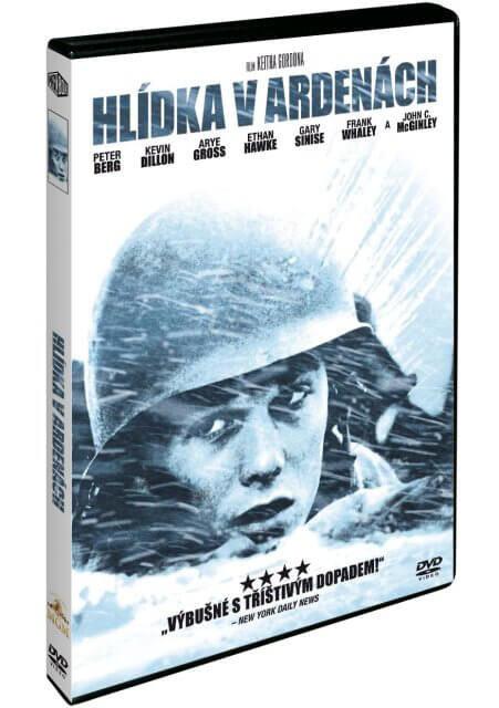 Hlídka v Ardenách (DVD)