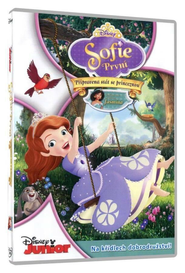 Sofie první: Připravená stát se princeznou (DVD)