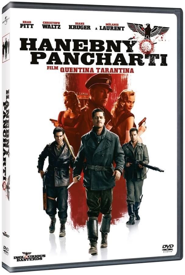 Hanebný pancharti - 1xDVD