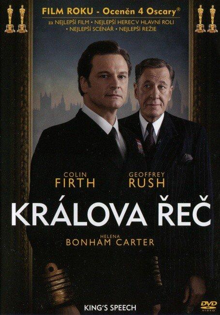 Králova řeč (DVD)