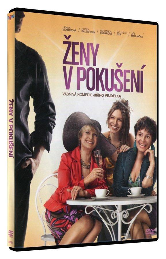 Ženy v pokušení (DVD)