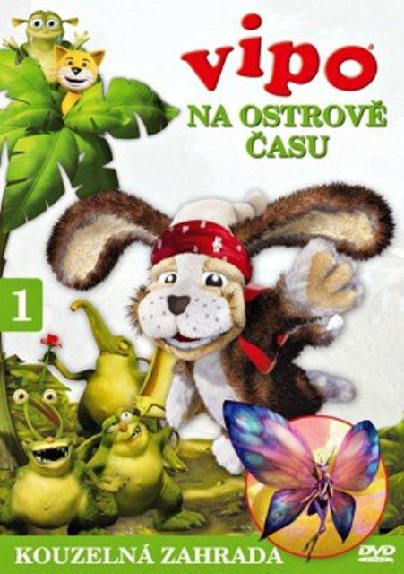 Vipo na Ostrově času 1 - Kouzelná zahrada (DVD)