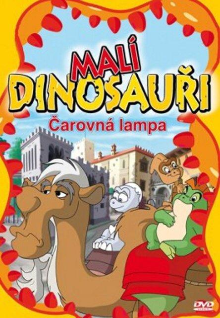 Malí dinosauři - Čarovná lampa (DVD)