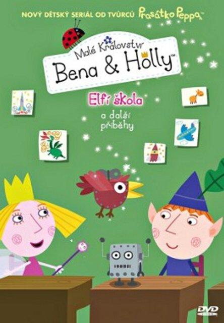 Malé království Bena & Holly - Elfí škola (DVD)