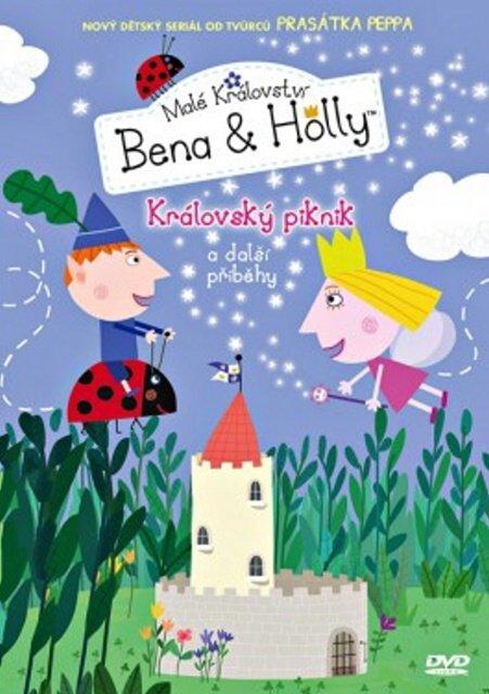 Malé království Bena a Holly - Královský piknik (DVD)