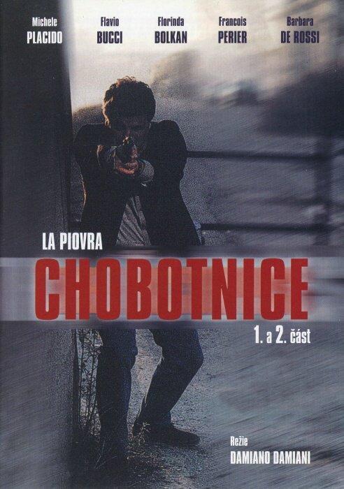 Chobotnice 1 - 1. a 2. část (DVD)