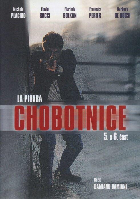Chobotnice 1 - 5. a 6. část (DVD)
