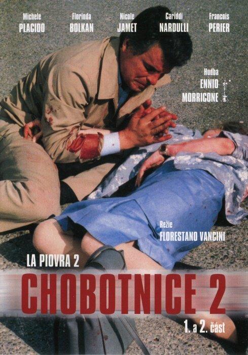 Chobotnice 2 - 1. a 2. část (DVD)