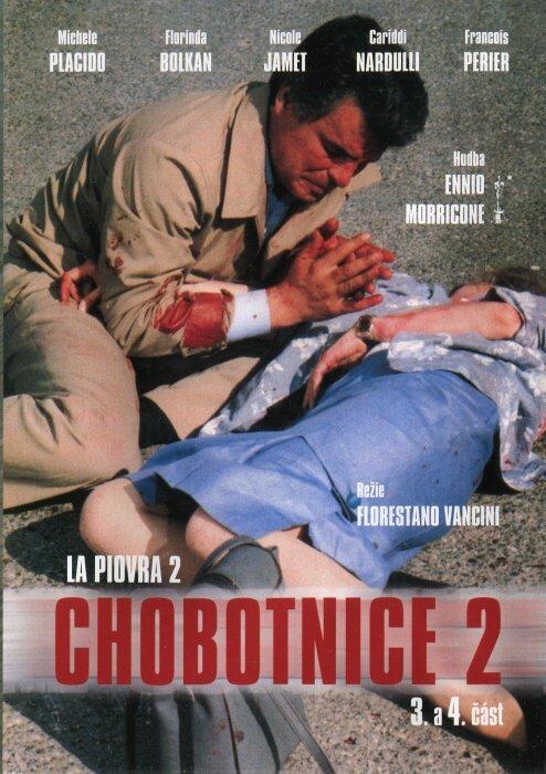 Chobotnice 2 - 3. a 4. část (DVD)