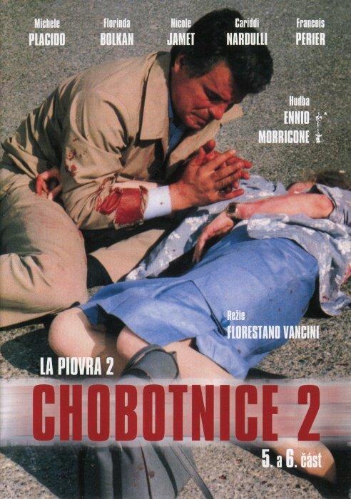Chobotnice 2 - 5. a 6. část (DVD)