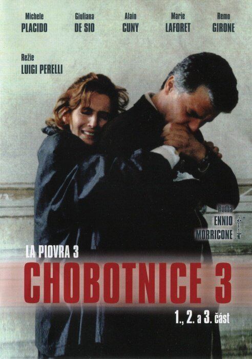 Chobotnice 3 - 1., 2. a 3. část (DVD)