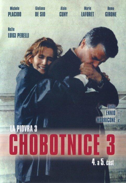 Chobotnice 3 - 4. a 5. část (DVD)