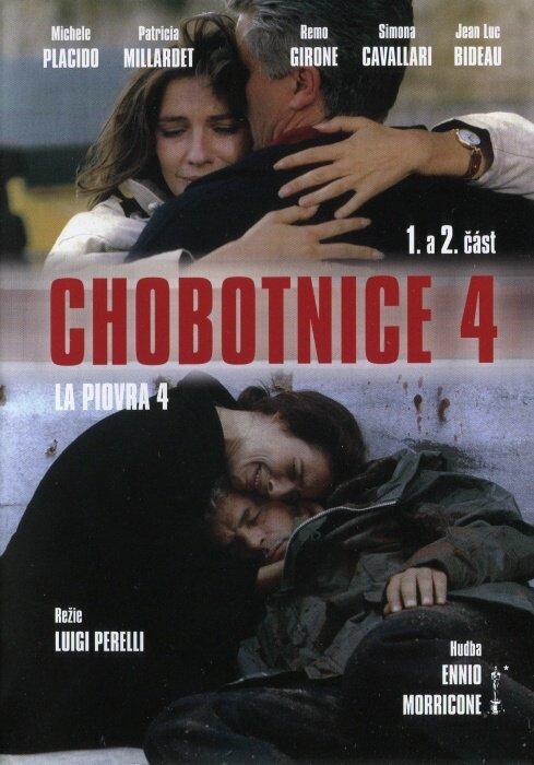 Chobotnice 4 - 1. a 2. část (DVD)