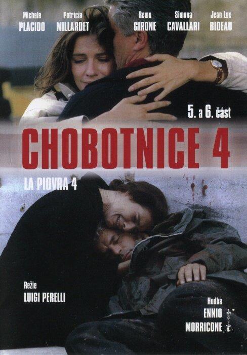 Chobotnice 4 - 5. a 6. část (DVD)