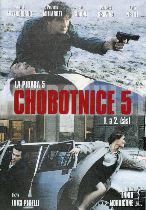 Chobotnice 5 - 1. a 2. část (DVD)