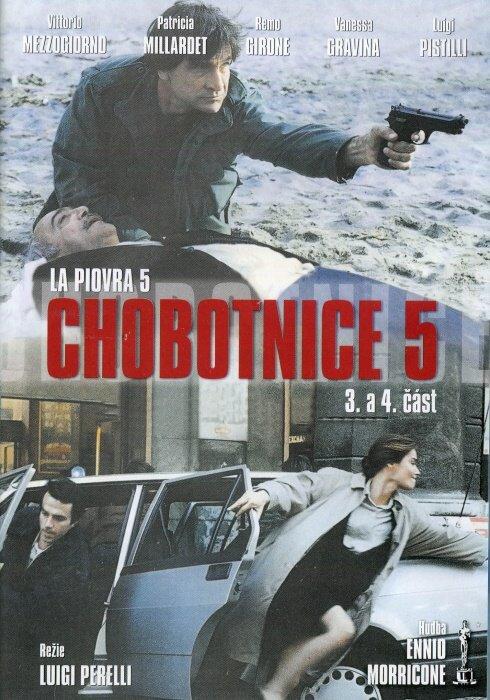 Chobotnice 5 - 3. a 4. část (DVD)