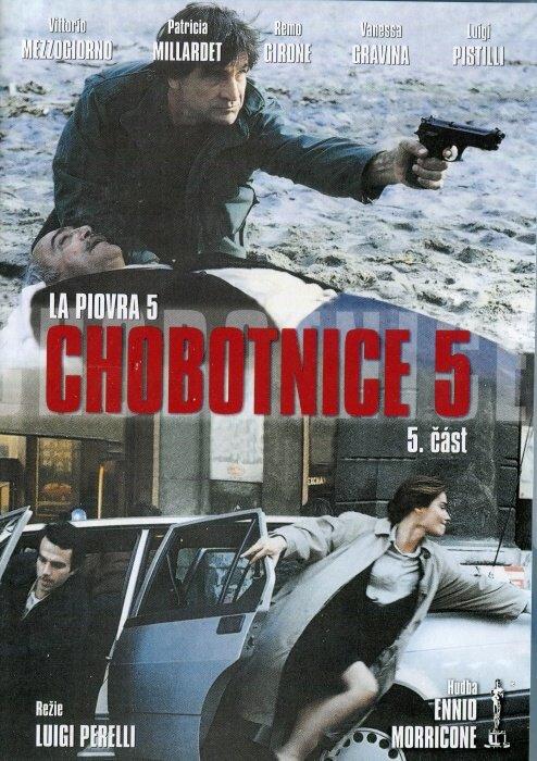 Chobotnice 5 - 5. část (DVD)