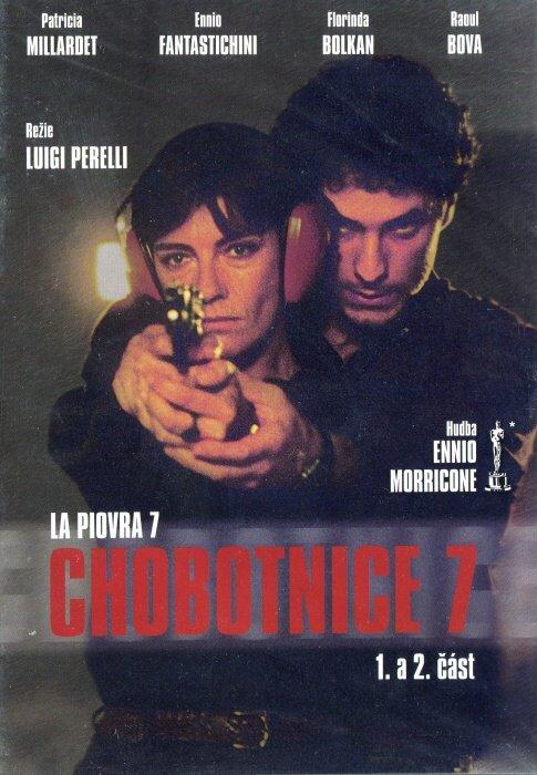 Chobotnice 7 - 1. a 2. část (DVD)