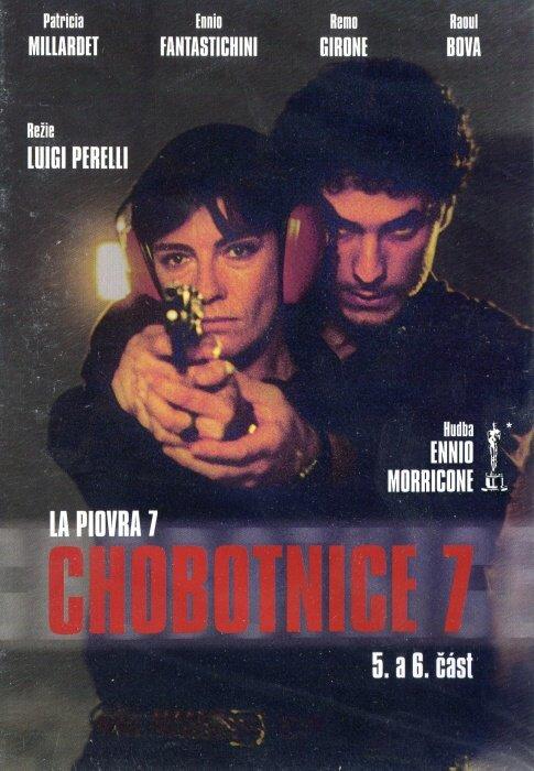 Chobotnice 7 - 5. a 6. část (DVD)