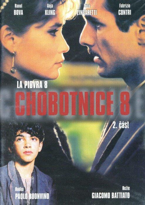 Chobotnice 8 - 2. část (DVD)